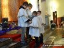 Obrzęd przyjęcia nowych ministrantów